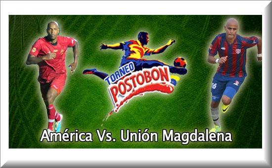 América VS Unión Magdalena