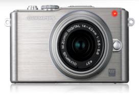 Nueva cámara Olympus PEN E-PL3