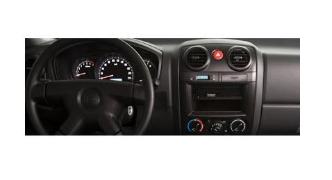 Chevrolet Luv Dmax 4x2 2013, confort