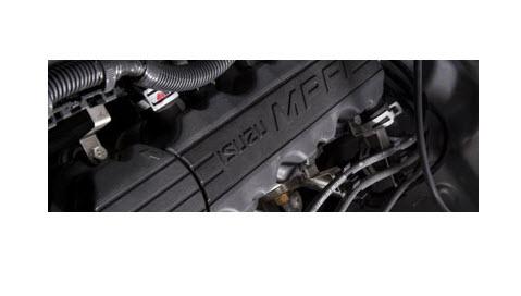 Chevrolet Luv Dmax 4x2 2013, motor