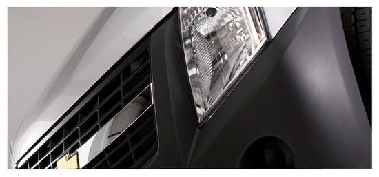 Chevrolet Luv Dmax 4x2 2013, parrilla delantera
