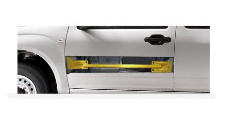 Chevrolet Luv Dmax 4x2-2013, seguridad