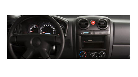 Chevrolet Luv Dmax 4x4, confort