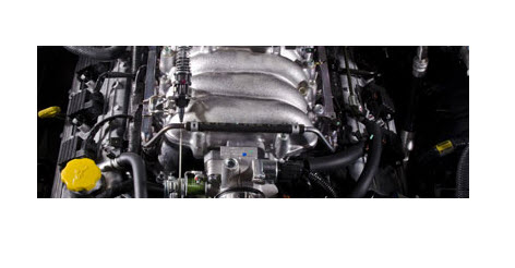 Chevrolet Luv Dmax 4x4, motor