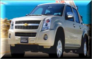 Chevrolet Luv Dmax 4×4