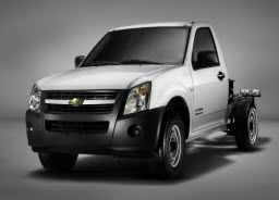 Chevrolet Luv Dmax Chasis