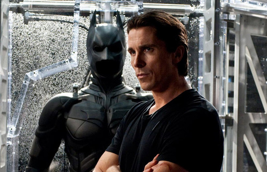 Batman o  Christian Bale interpretado por Christian Bale