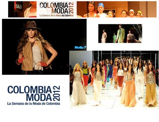 Colombia Moda Medellin 2012