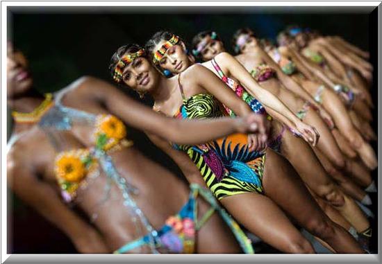 Colombia Moda 2012, pasarela