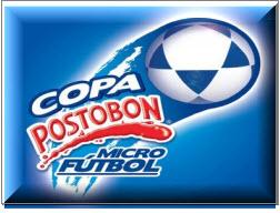 Copa Postobón MicroFútbol 2012