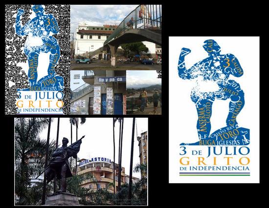 Girto de Independencia 3 Julio 2012
