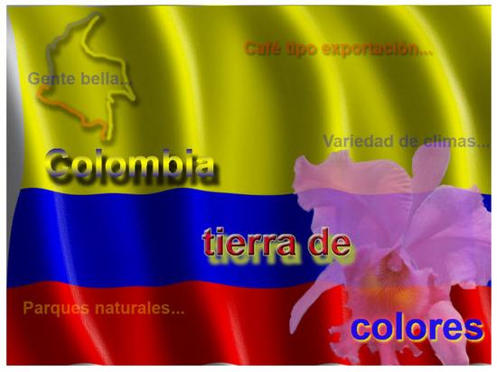 Día de la Independencia en Colombia 2012