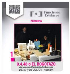 El Bogotazo 2012