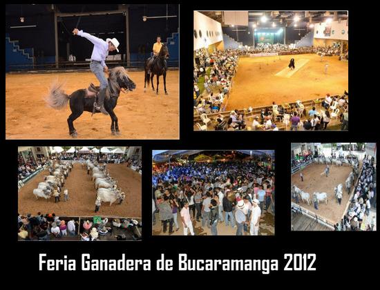 Feria Ganadera de Bucaramanga, Colombia