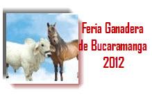 Feria Ganadera de Bucaramanga 2012