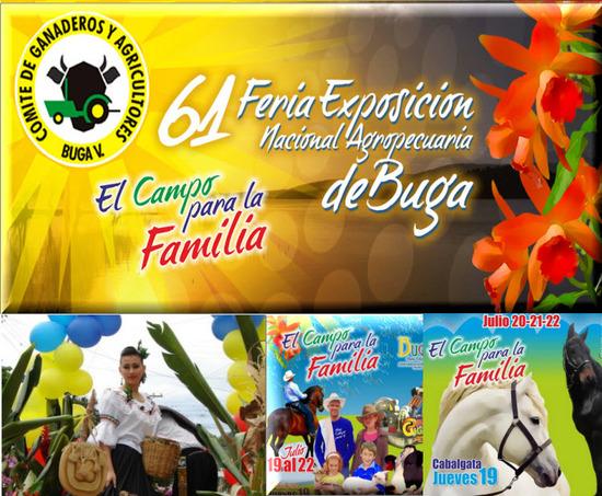 Feria de Buga 2012