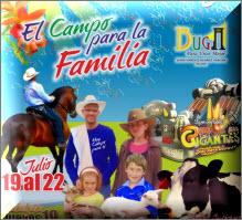 61 Feria de Buga 2012