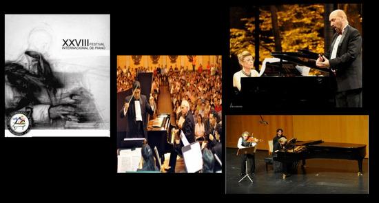 Festival Internacional de Piano de Bucaramanga, agosto 2012