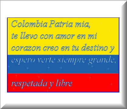Imagen Dia de la Independencia en Colombia 2012