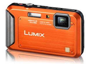 Nueva Panasonic Lumix DMC-TS20