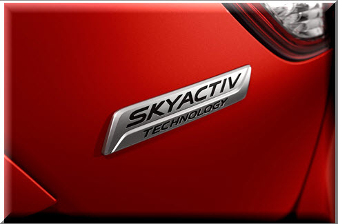 Mazda CX-5 2013, tecnología skyactiv
