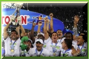 Nacional Campeón Super Liga 2012
