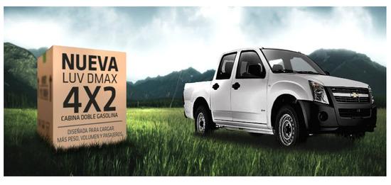 Chevrolet Luv Dmax 4x2 2013