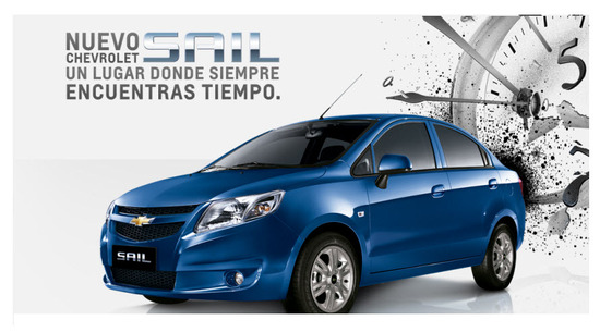 Chevrolet Sail 2013