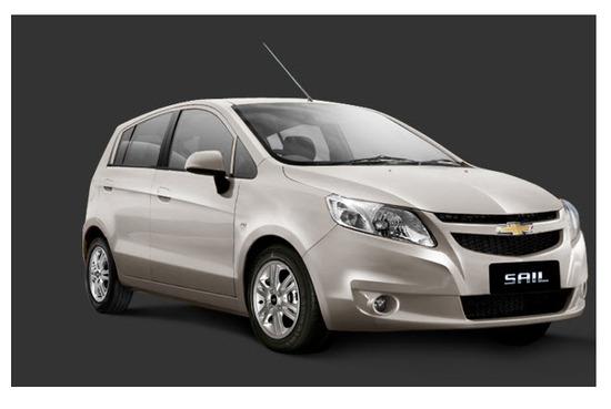 Chevrolet Sail 2013 Sedan