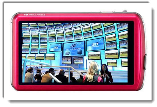 Panasonic Lumix DMC-FP7, Grabación de vídeo HD