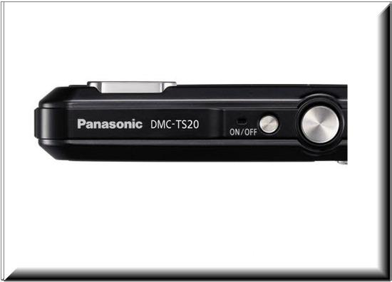 Panasonic Lumix TS20, ultrafino