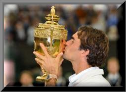 Roger Federer  Campeón de Winbledom 2012