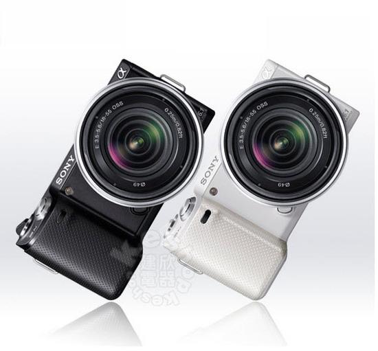 Sony Nex 5NK, estilo moderno