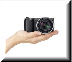 Nueva Sony Nex -5Nk