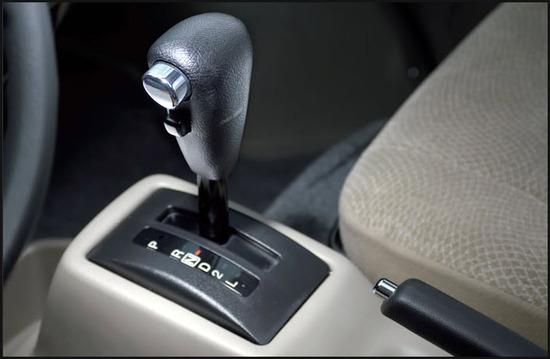 Suzuki APV, Caja de velocidades