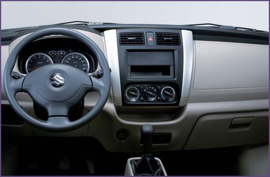 Suzuki APV , diseno interior