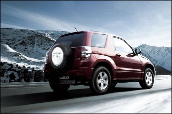 Suzuki Grand Vitara 3 puertas, desempeño