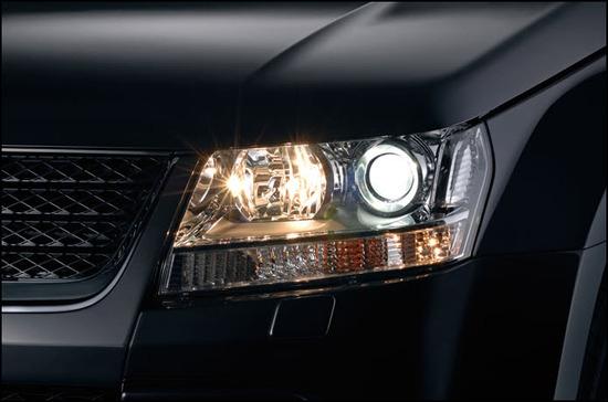 Suzuki Grand Vitara 3 puertas, farola delantera