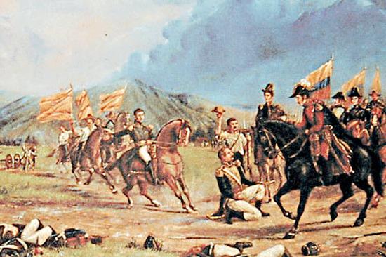 Puente de Boyaca batalla de 1819