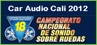 Car Audio 2012 en Cali
