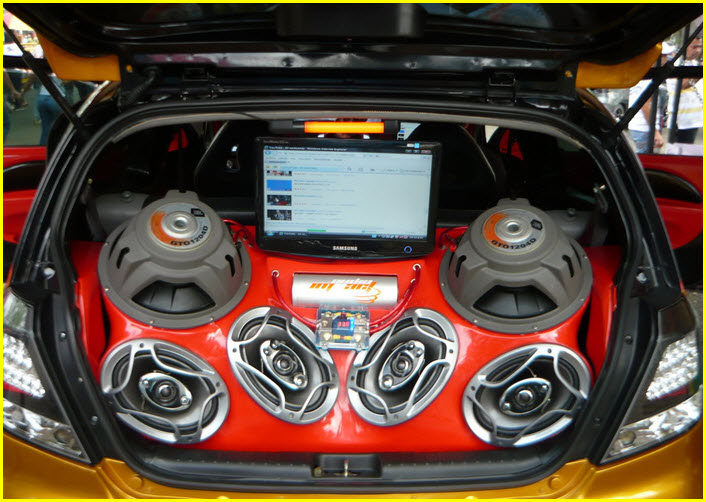 Car audio cali 2012