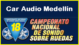 Car Audio 2012 en Medellin