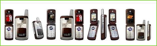 celular motorola i 776