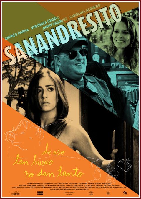 película Sanandresito 2012