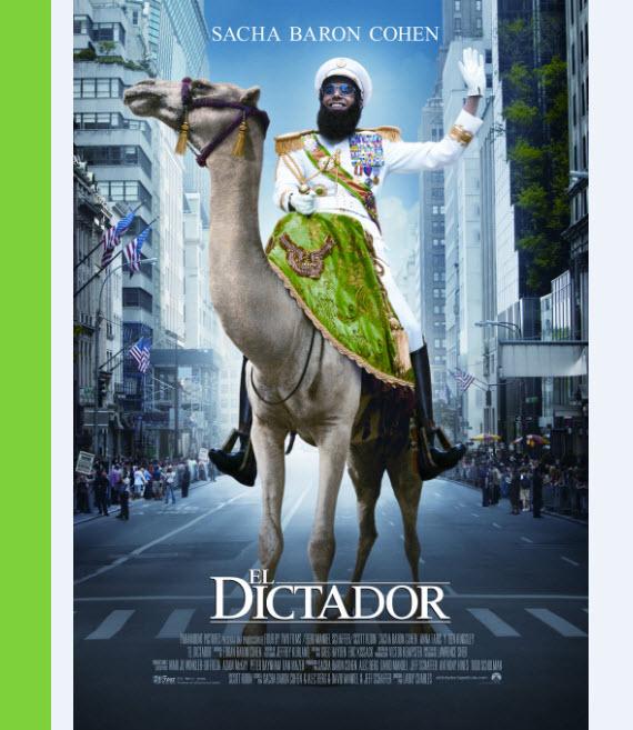 el dictador 2012