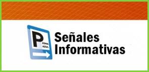 Señales de transito informativas
