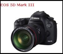 Nueva Canon EOS 5D Mark III