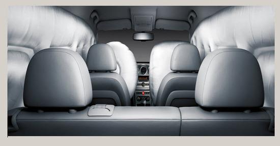 Chevrolet Captiva Sport 3.0, airbags