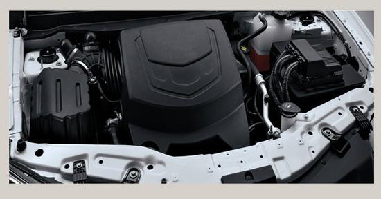 Chevrolet Captiva Sport 3.0, motor