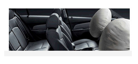 Chevrolet Cruze Sedan, Seguridad